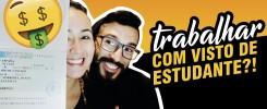 Como ESTUDAR E TRABALHAR NA ESPANHA com visto de estudante